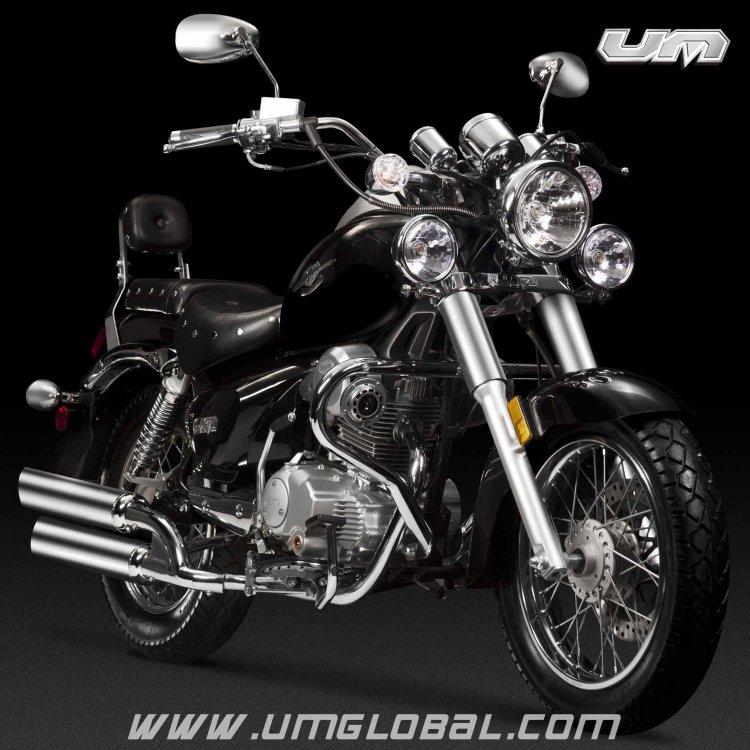 UM Renegade Limited 2014