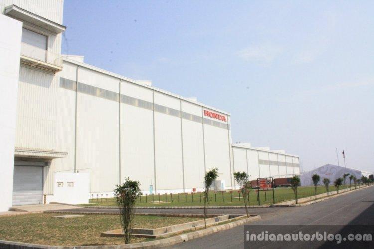 Honda Cars India Tapukara Plant plant exterior live