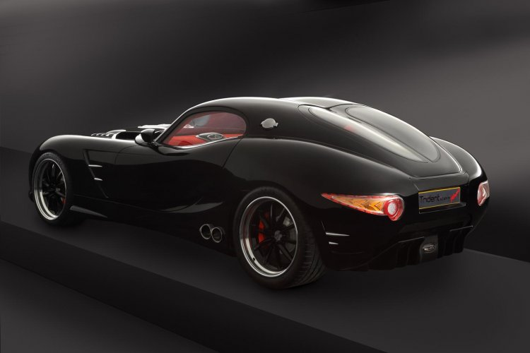 Trident Iceni press shot rear quarter