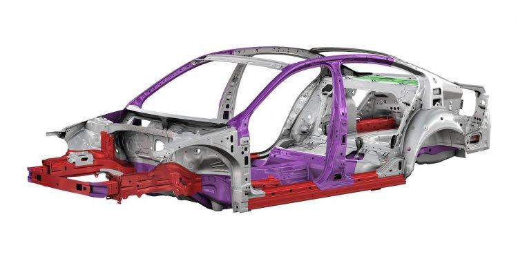 2015 VW Passat press shot front