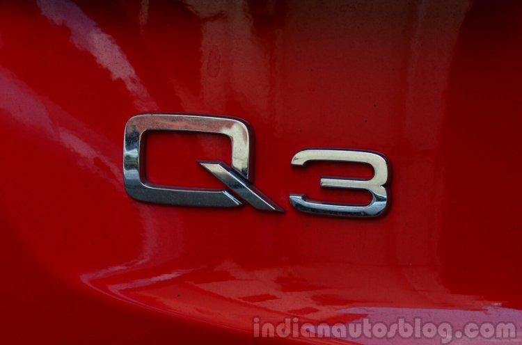 Audi Q3S Review logo