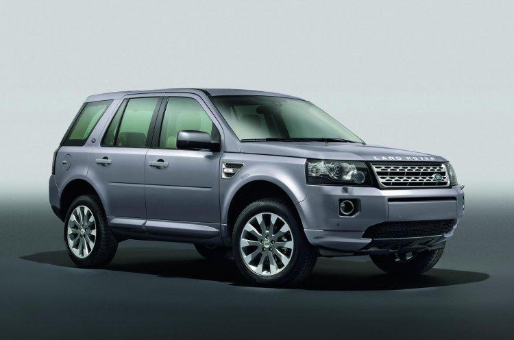 Land Rover Freelander Metropolis variant front