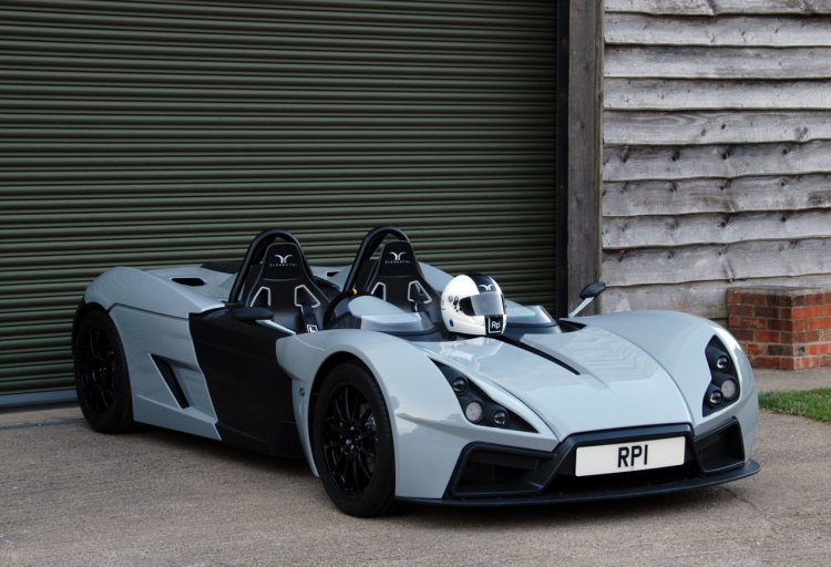 Elemental Rp1 front right three quarters
