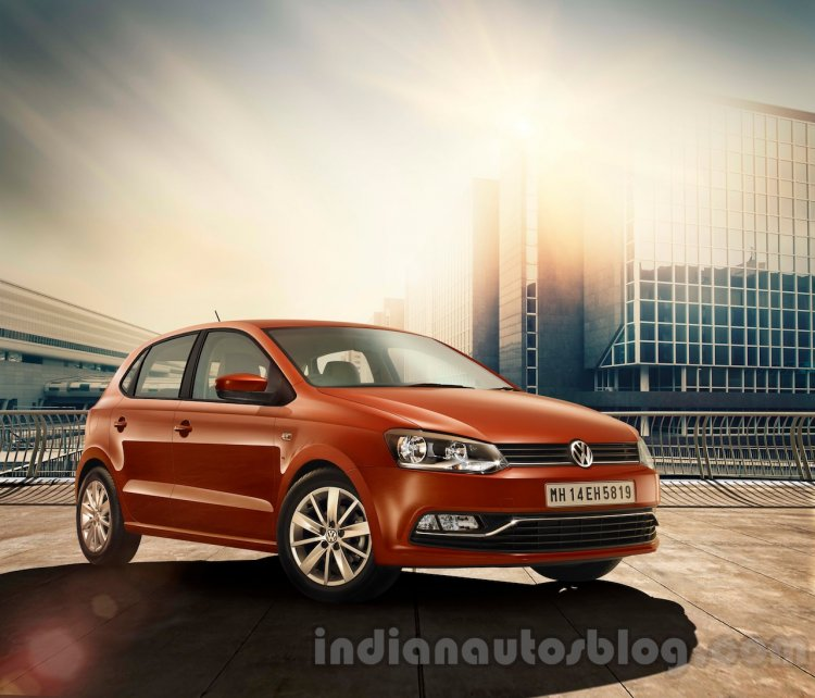 2014 VW Polo facelift India press images