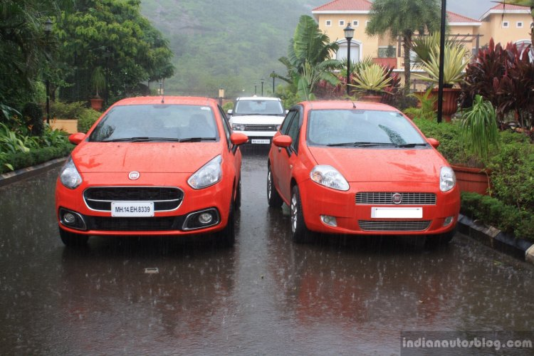 Tata Fiat Punto Evo vs Fiat Grande Punto