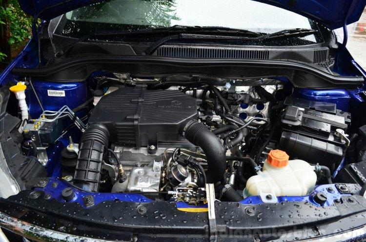 Tata Zest Revotron Petrol Review engine
