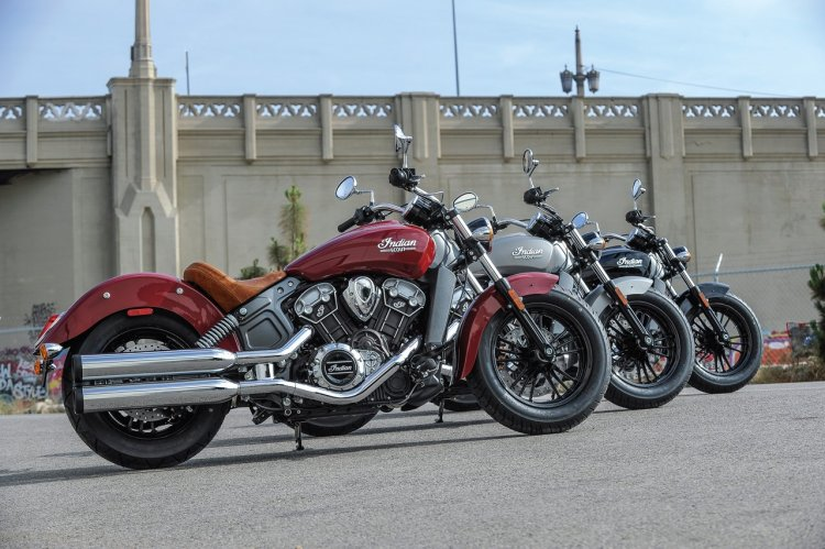 2015 Indian Scout colors