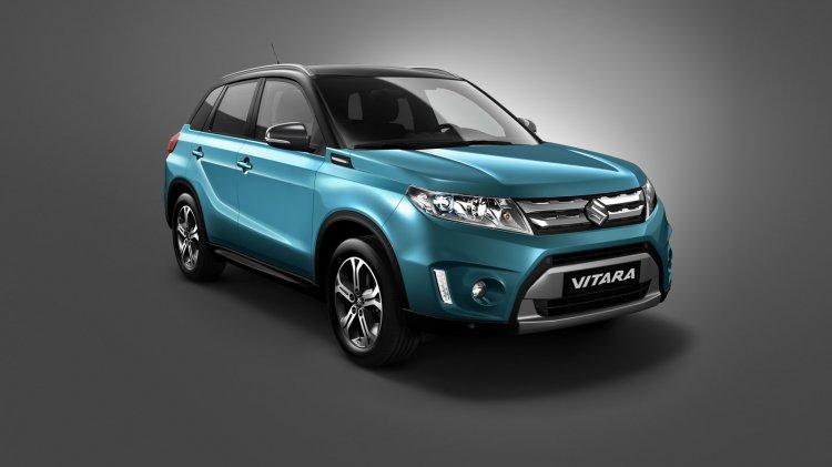 2015 Suzuki Vitara press image