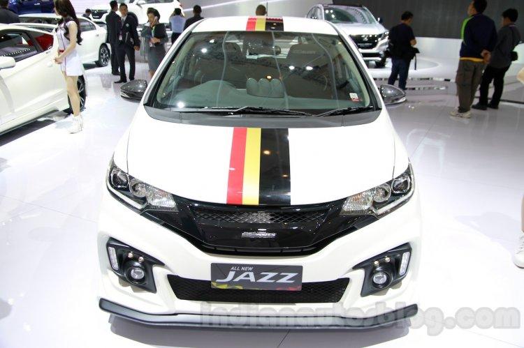 Honda Jazz Mugen front at the Indonesia International Motor Show 2014