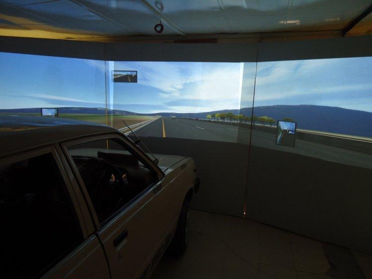 Peshawar Driving FX simulator Pakistan
