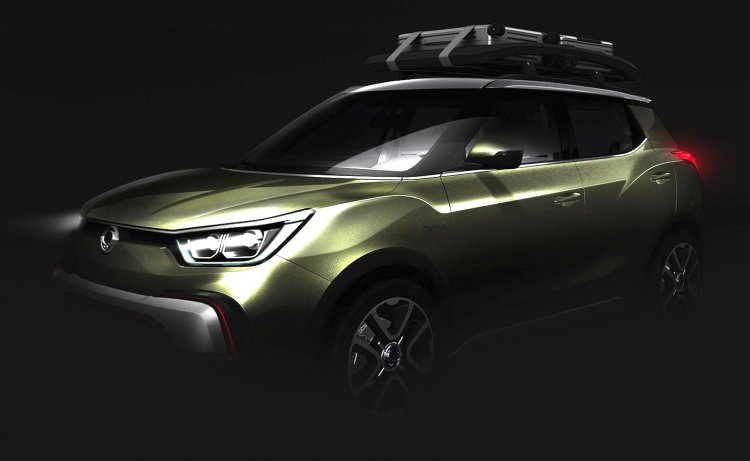 Ssangyong XIV-Air Adventure front teaser