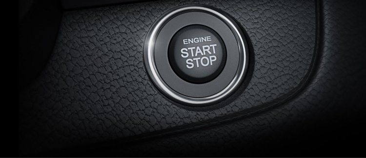 2015 Maruti Swift facelift engine starter button