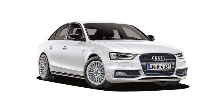 Audi A4 Premium Sport India