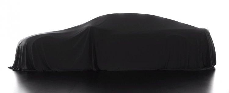 Audi A9 concept side teased