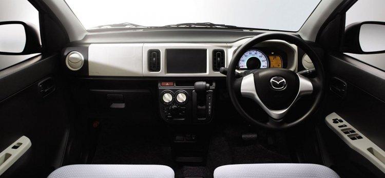 2015 Mazda Carol interior