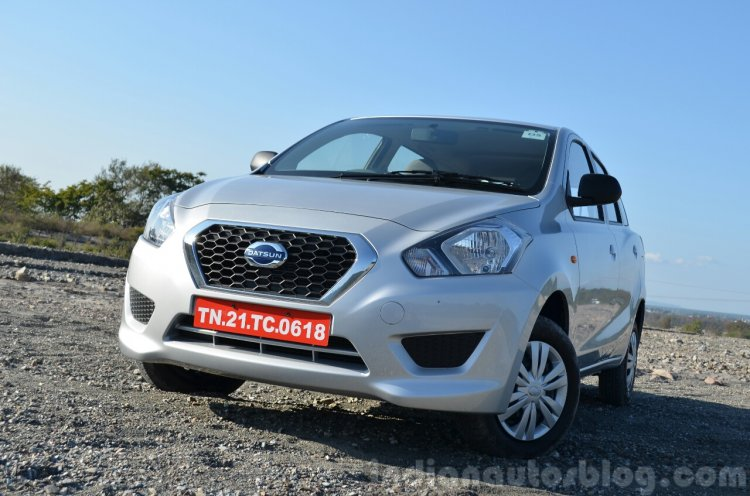 Datsun Go+ Review