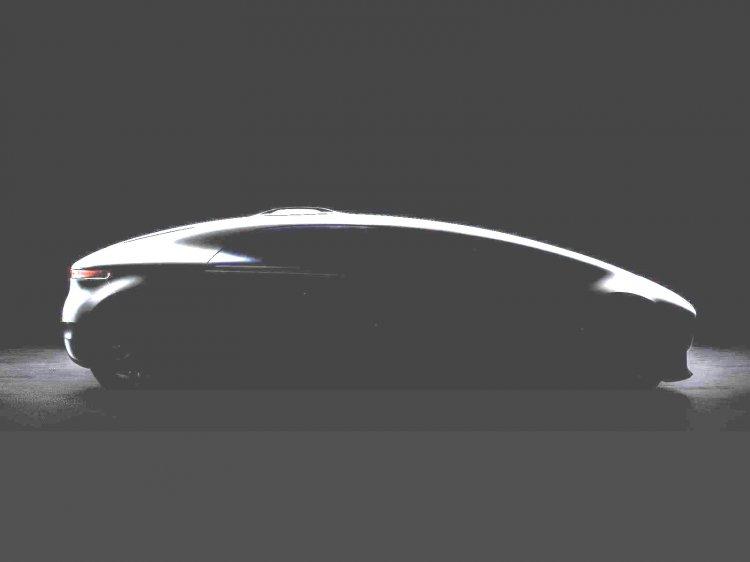 Mercedes benz autonomous concept teaser