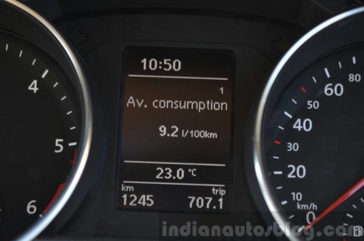 2015 VW Jetta TDI facelift efficiency Review