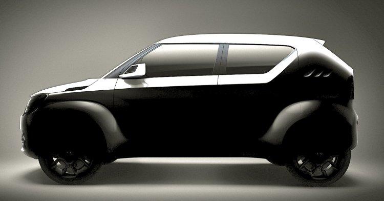 Suzuki iM-4 concept for 2015 geneva motor show enhanced
