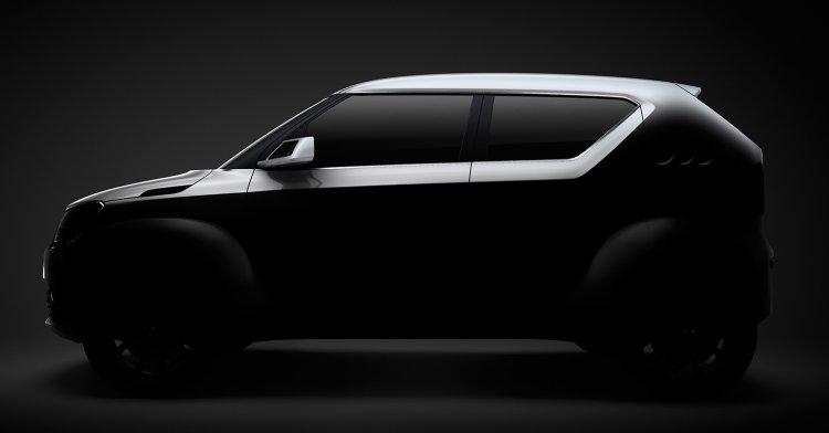 Suzuki iM-4 concept for 2015 geneva motor show