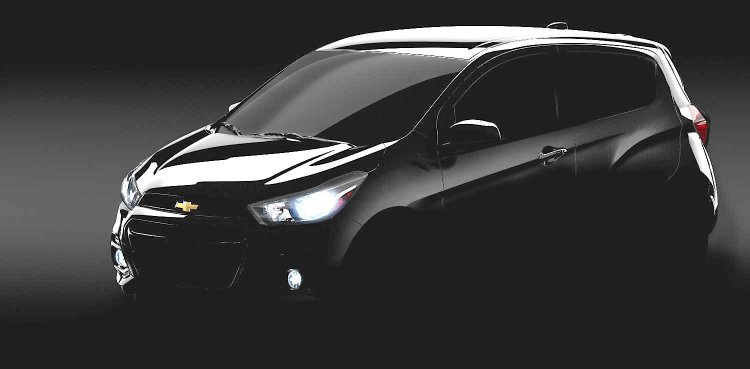 2016-Chevrolet-Spark-teaser-front-quarter