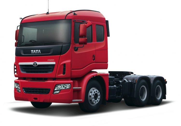 Tata Prima UAE and Oman launch - Studio image