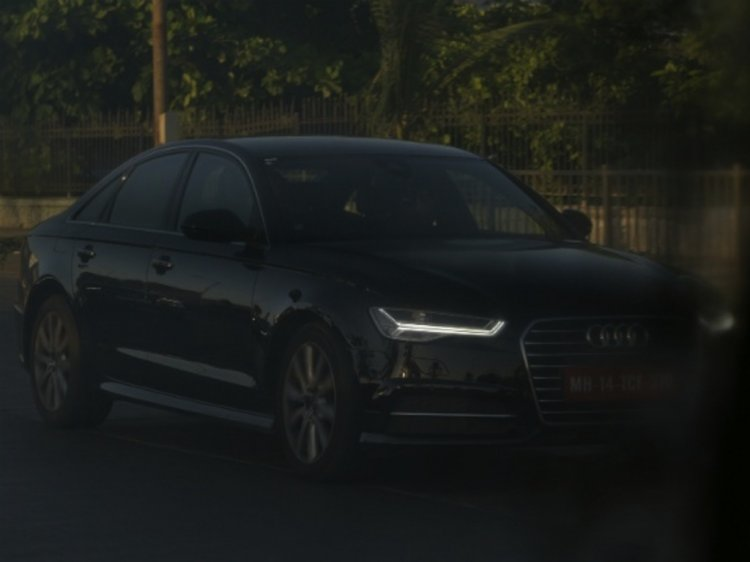 2015 Audi A6 facelift India spied