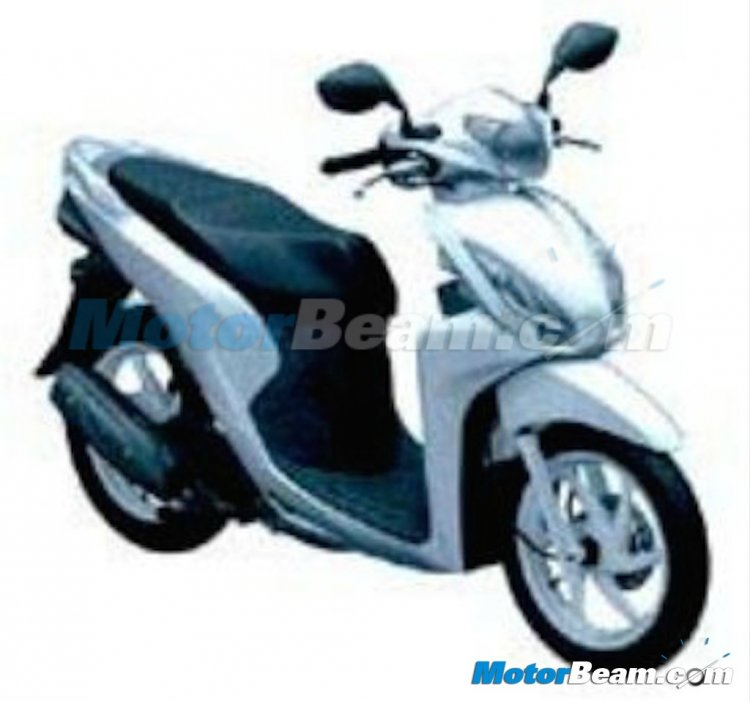 2015 Honda Aviator facelift leaked