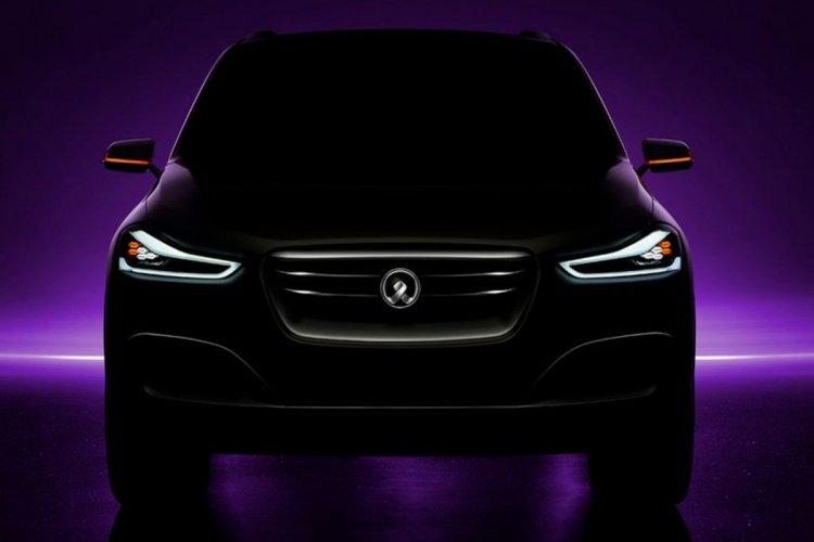 Zinoro Concept Next Auto Shanghai 2015 teased