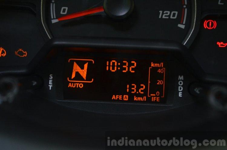 2015 Tata Nano GenX AMT MID