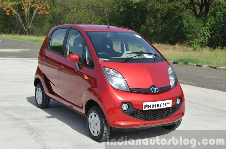 Tata Nano electric to be sold as Jayem Neo