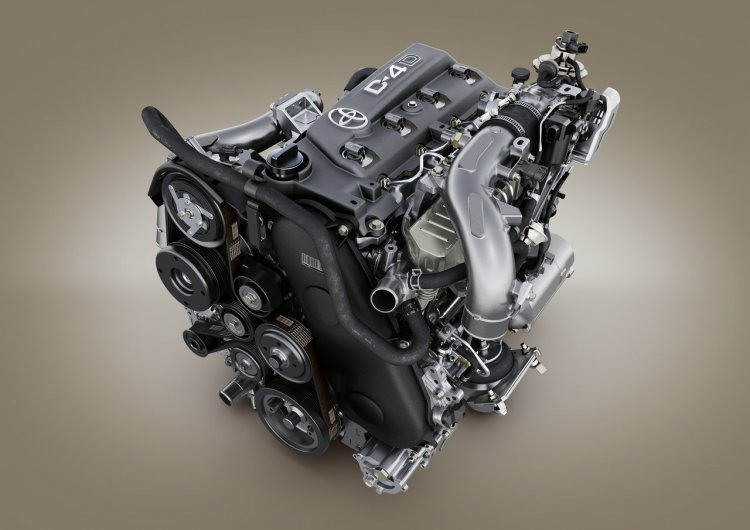 Toyota GD engine