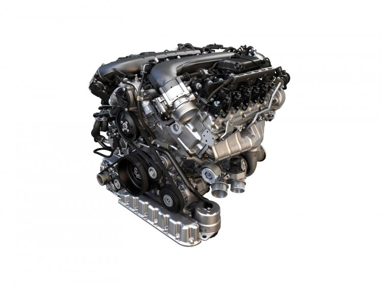 VW 6L W12 TSI engine