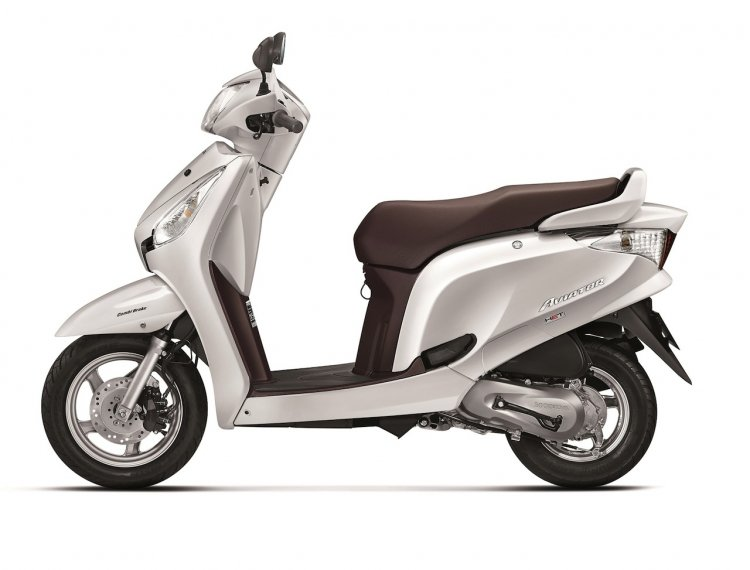 2015 Honda Aviator press image