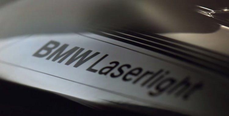 2016 BMW 7 Series laser headlights teased