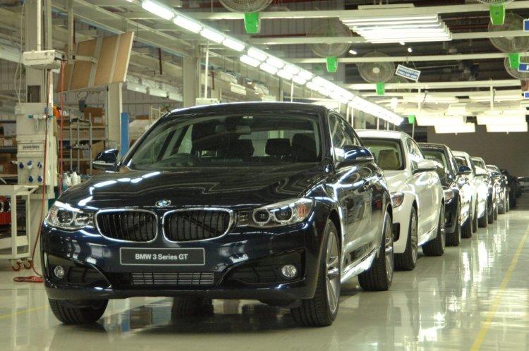BMW 3 Series Gran Turismo Sport Line for India