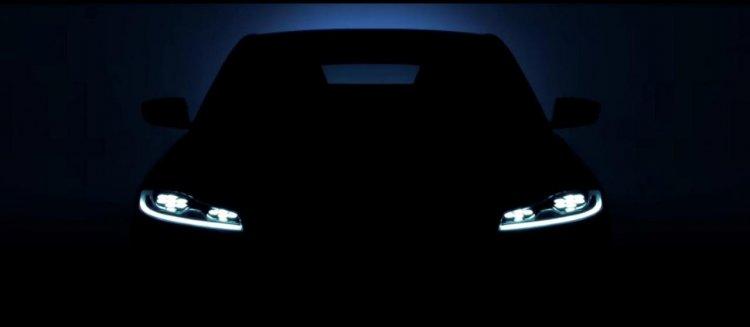 Jaguar F-Pace teased
