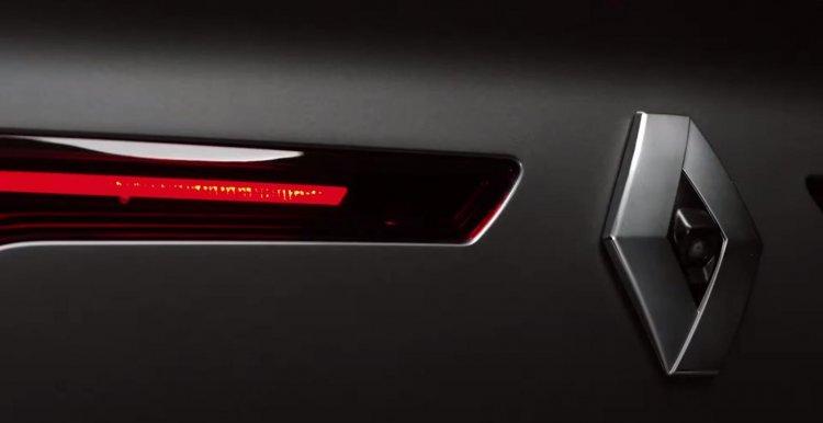 Renault Talisman teased