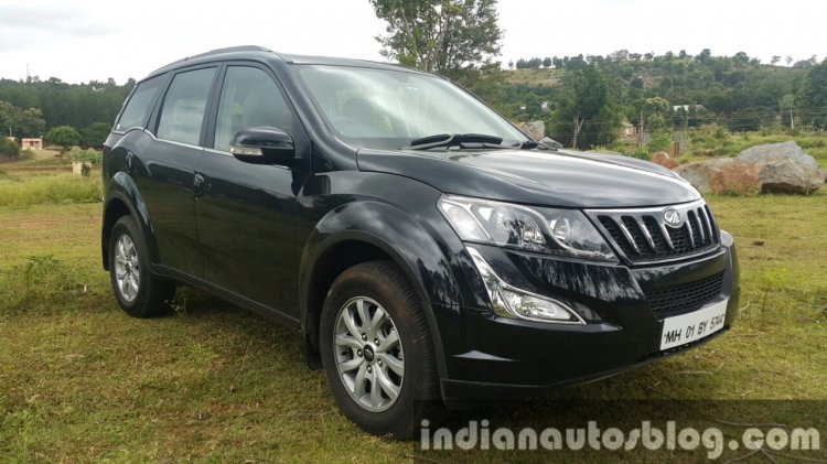 Mahindra XUV500 electric in the works