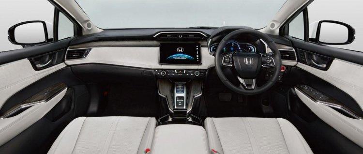 Honda FCV interior press image released ahead of Tokyo Motor Show 2015