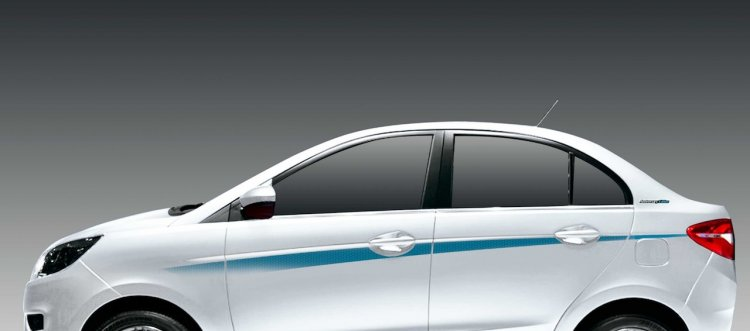 Tata Zest Anniversary Edition official image side