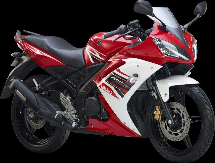 Yamaha R15 S Adrenalin Red