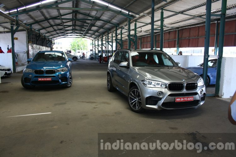 2015 BMW X5 M and X6 M first drive review