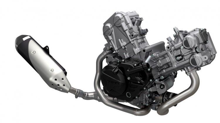 2017 Suzuki SV650 engine unveiled at EICMA 2015