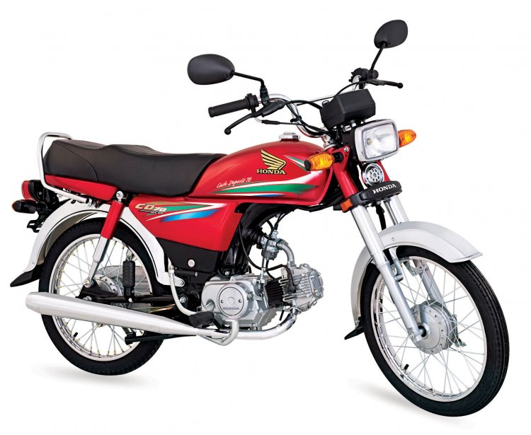 Honda CD 70 Pakistan