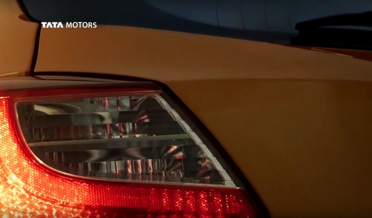 Tata Kite taillight teased