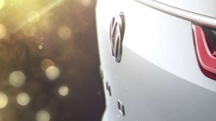 All-electric VW Bulli concept 2016 CES tailgate teaser