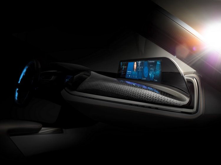 BMW Vision Interior concept