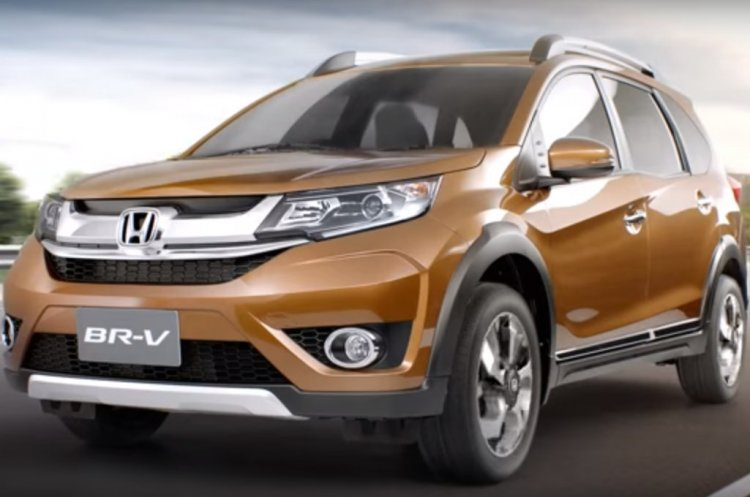 Honda BR-V Thailand official video