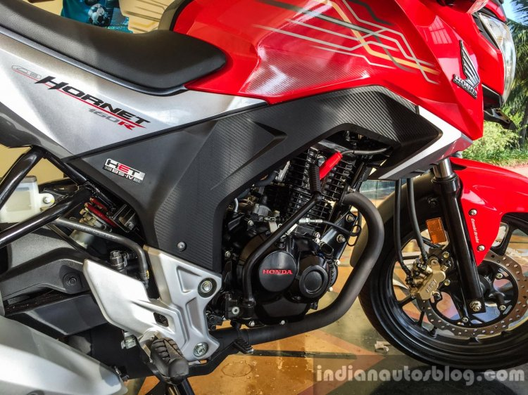 Honda CB Hornet 160R launched BS-IV engine